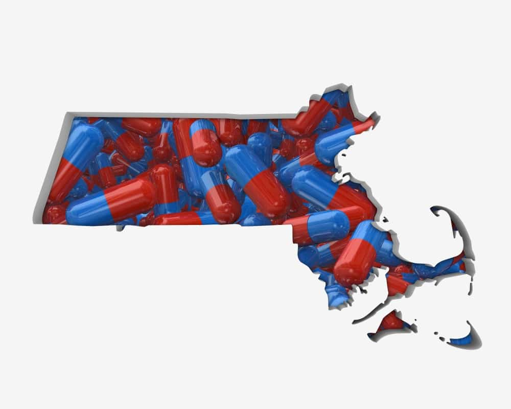 Top 10 Cities in Massachusetts for Opioid Abuse